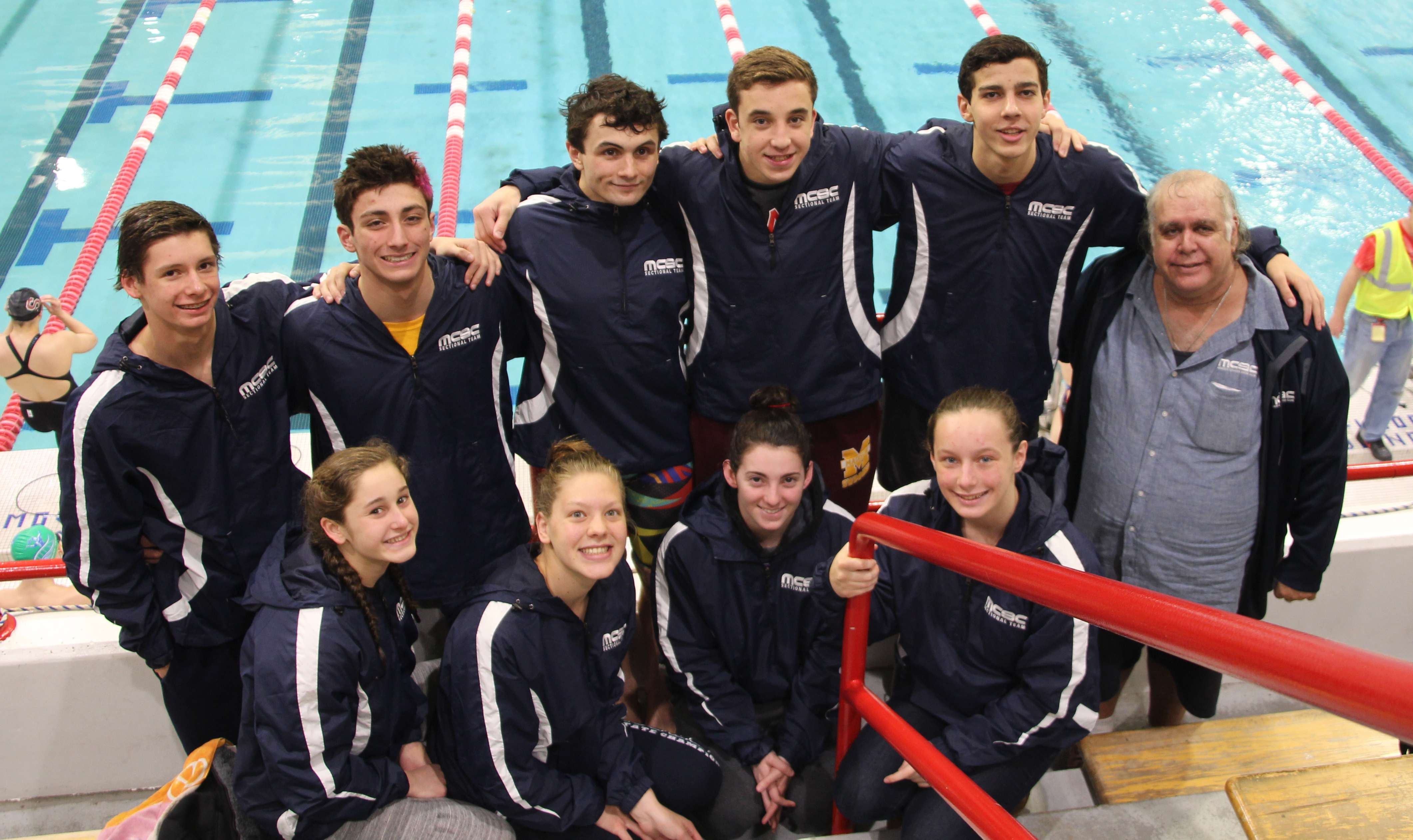 MCSC at USAS Eastern LC Sectionals